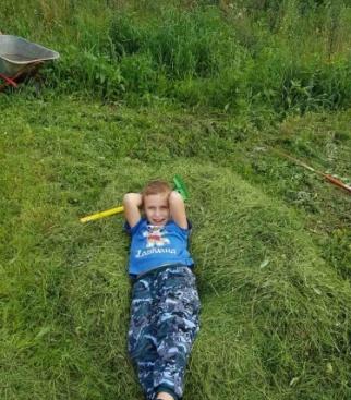 Кузнецов Владимир, 7 лет