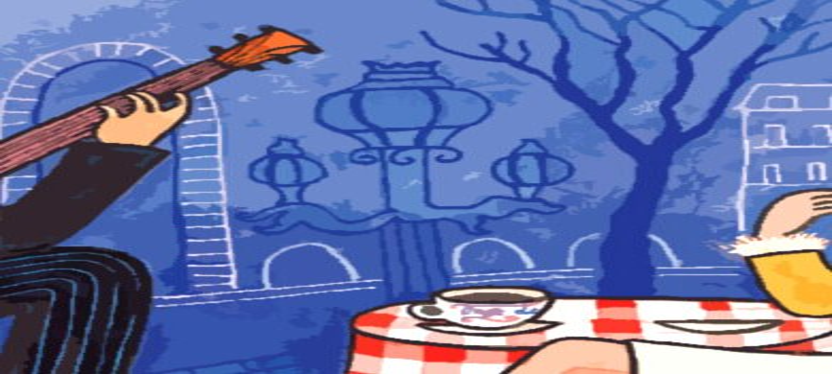 Знакомьтесь! Французская музыка