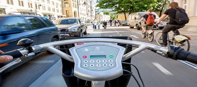 Москвичи пересаживаются на велосипеды