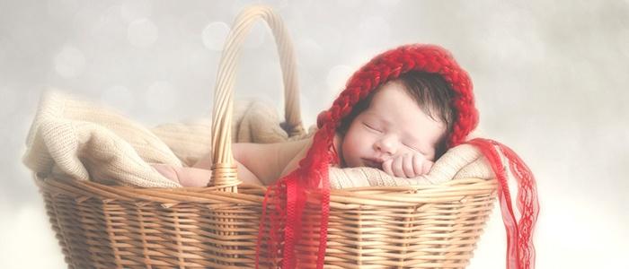 Когда укладывать малыша спать?