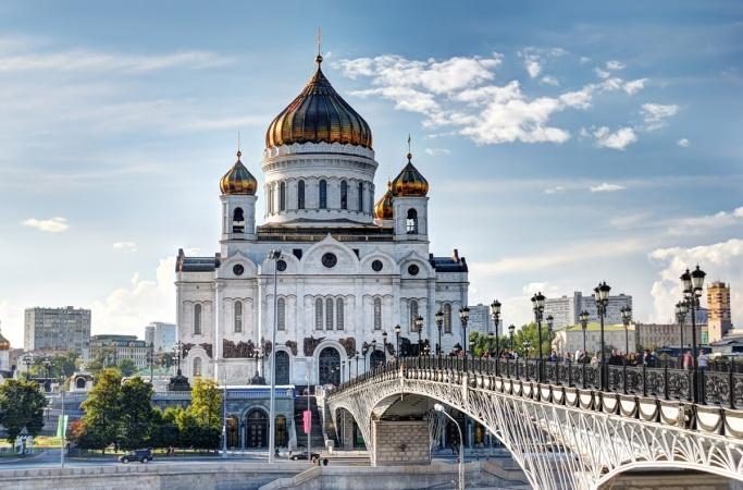 5 самых посещаемых городов России