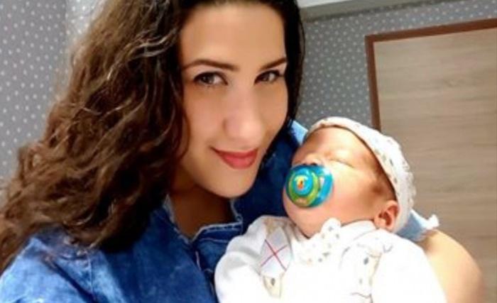 Оперная певица Натия Мелкадзе стала мамой!