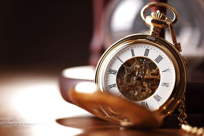 Кто создал вечные часы?
