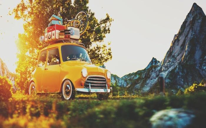 А вы любите путешествовать?