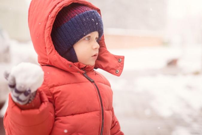 Маленький мальчик смог отменить городской закон ради новогоднего веселья
