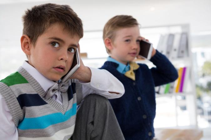 Разработчики придумали приложение, заставляющее позвонить маме или папе