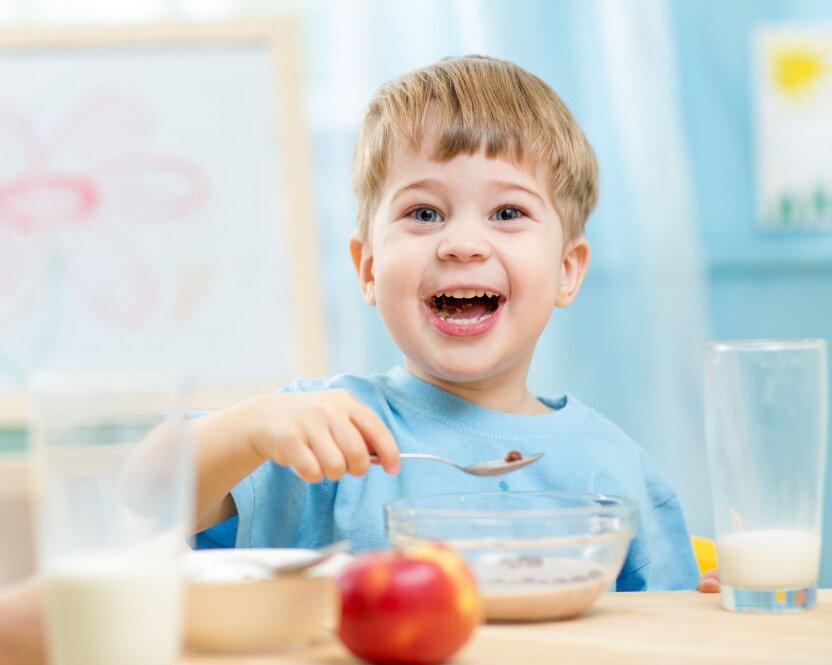 Какие продукты делают детей умнее?
