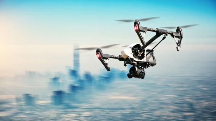 Московские школьники создали дрон для наблюдения за природой