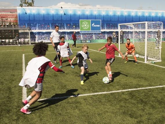 Проект «Футбол для дружбы»: завтра – финал