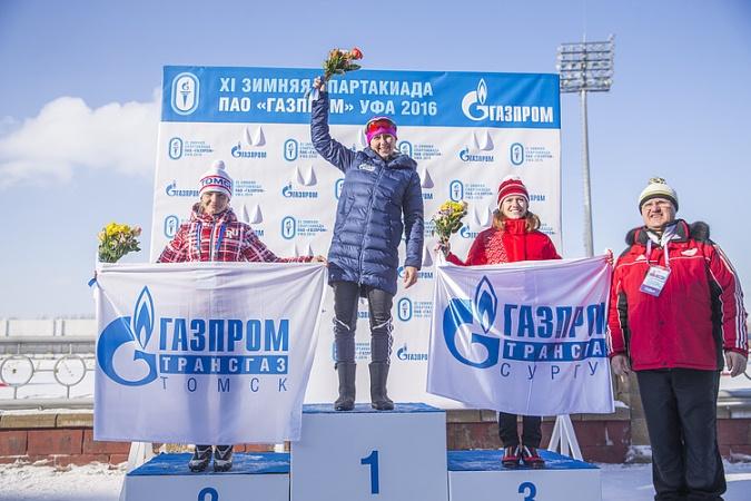 XI зимняя спартакиада ПАО «Газпром»