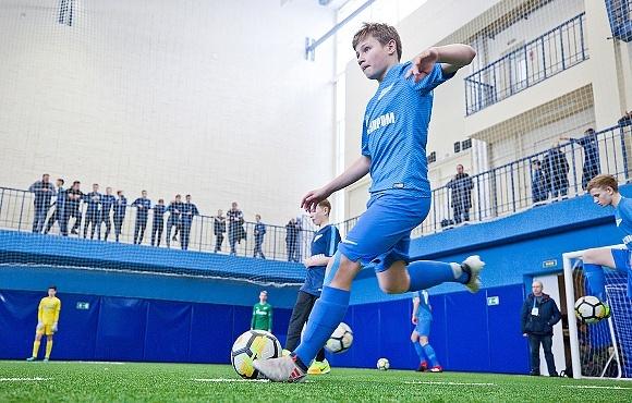Команды «Газпром»-Академии проведут тренировочные сборы в Сербии, Австрии и Испании