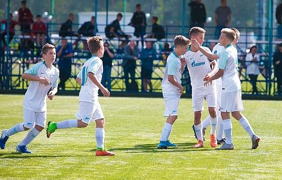 Три команды Академии «Зенита» выиграли международный турнир в Финляндии