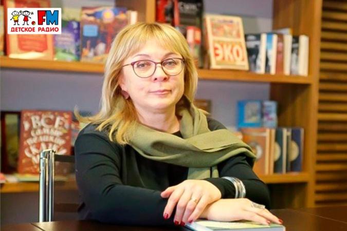 Директор детского издательства АСТ Ольга Муравьева в гостях у Детского радио