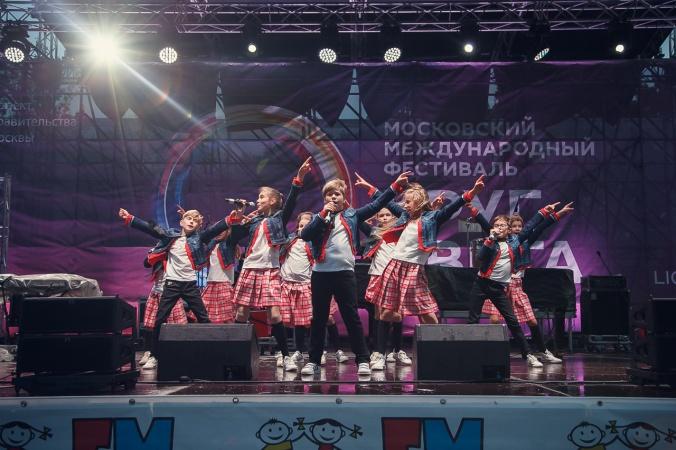 """В Москве прошла """"Дискотека Детского радио"""""""