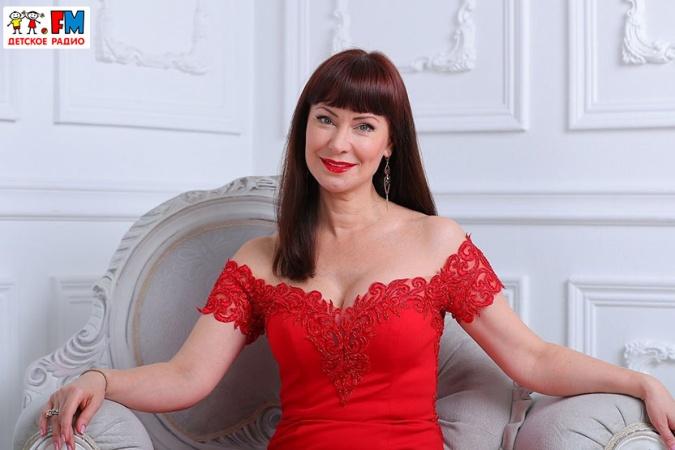 Нонна Гришаева в эфире Детского радио