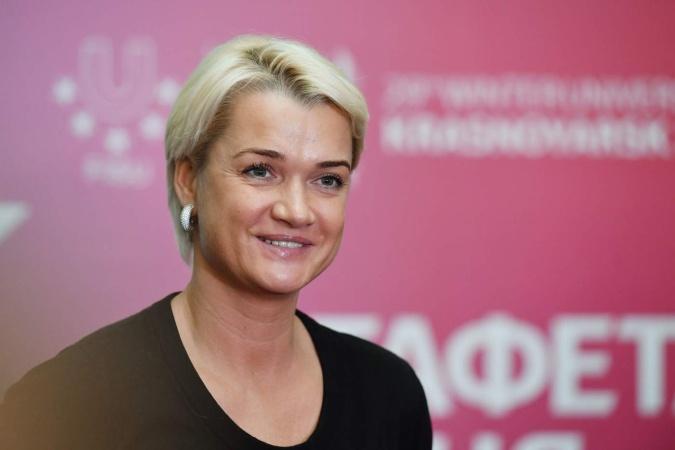 Светлана Хоркина стала мамой во второй раз
