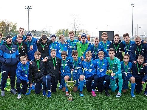 Две команды Академии выиграли Кубок Санкт-Петербурга