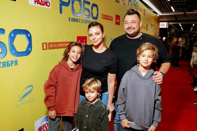 Премьеру нового фильма для детей посетили дети Жукова, Киркорова и Шпицы