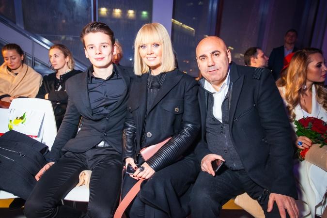Валерия и Иосиф Пригожин поздравили сына с днем рождения