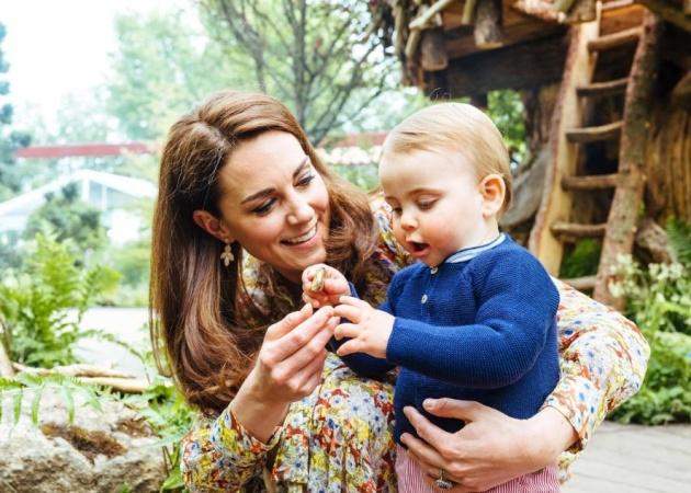 Какое первое слово произнес маленький принц Луи