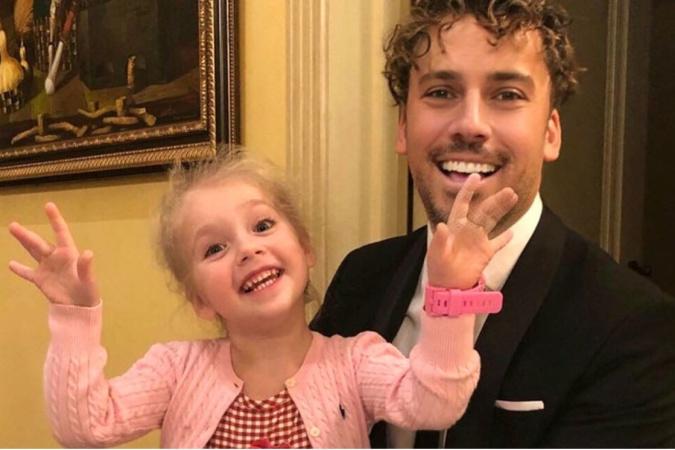 Максим Галкин посмеялся над дочерью