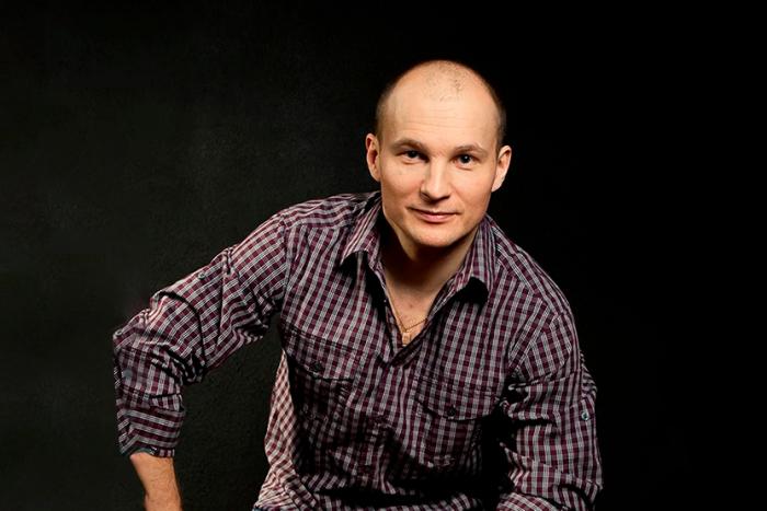Актёр театра Александр Фисенко придёт в гости к Детскому радио