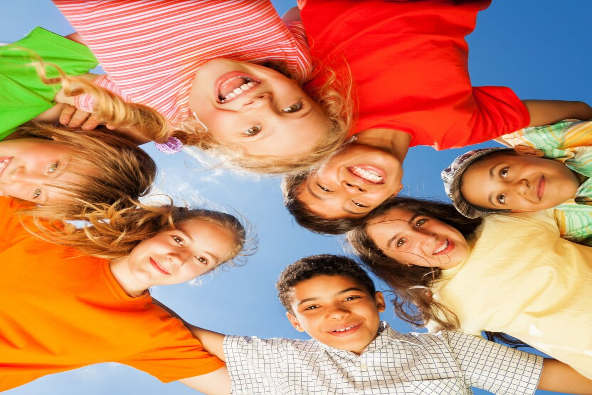 Шестилетний мальчик придумал, как сделать людей счастливыми