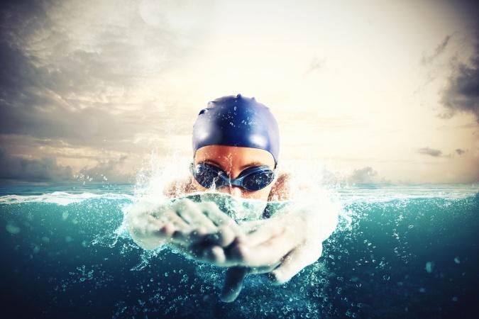 Пермский учитель попал в Книгу рекордов Гиннесса, проплыв от Чукотки до Канады