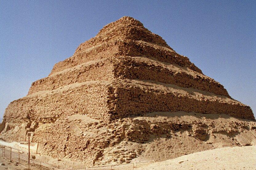 В Египете после долгой реставрации открыли самый древний памятник в мире