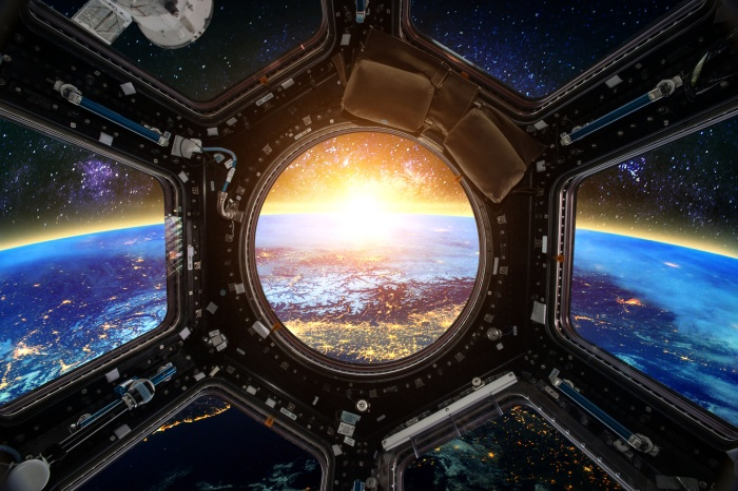 Космонавты провели тренировку в невесомости на МКС