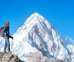 Юный спортсмен покорил Эверест, не выходя из дома