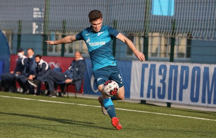 «Зенит» U-17 одержал волевую победу над «Академией Коноплева»