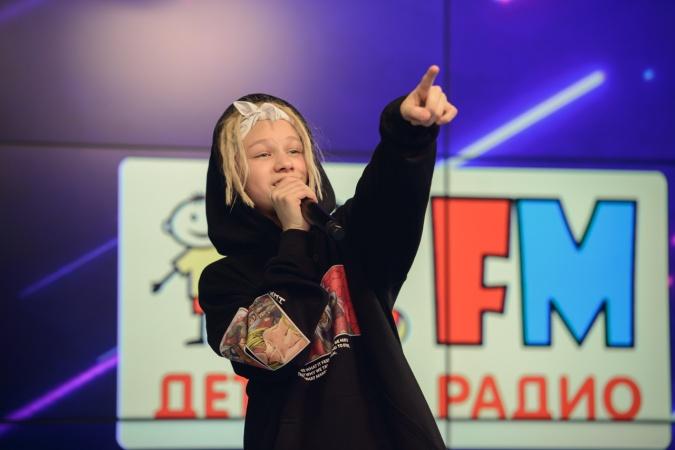 Иван Star - живой концерт на Детском радио