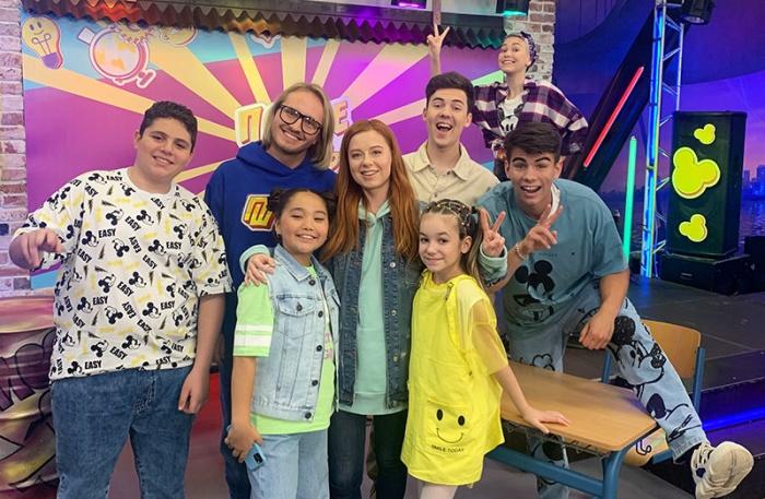 Стартовал новый сезон шоу «После школы» на Канале Disney