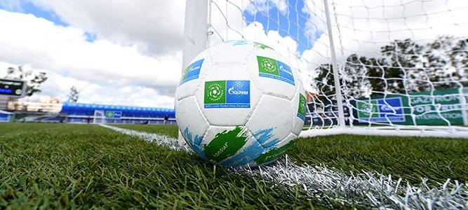 Проект «Футбол для дружбы»: идёт отбор участников