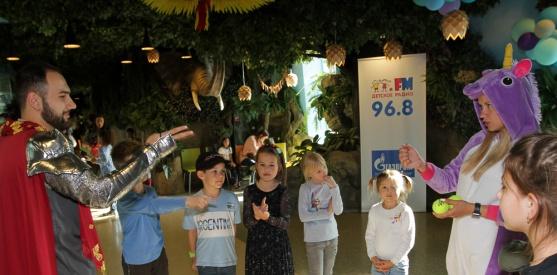 Праздник Детского радио, посвященный Международному дню защиты детей