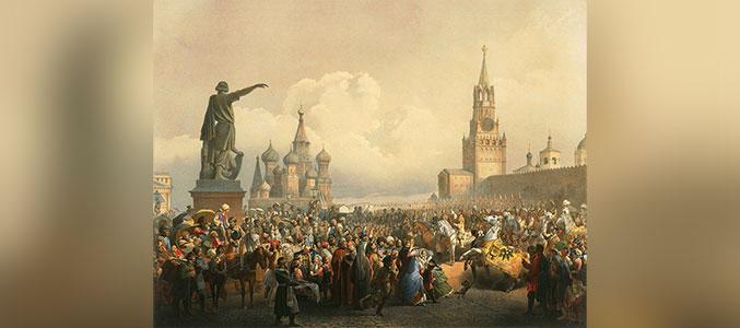 Старая Москва – это интересно!