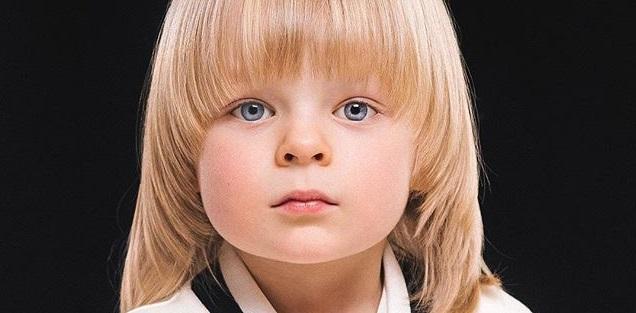 Сын Плющенко самый красивый?