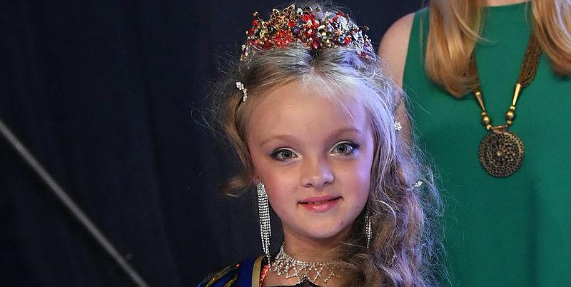 Школьница из Рыбинска стала самой красивой девочкой Европы