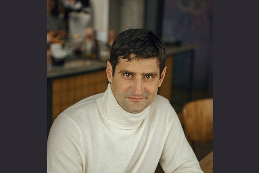 Писатель Виктор Скибин в гостях у Детского радио